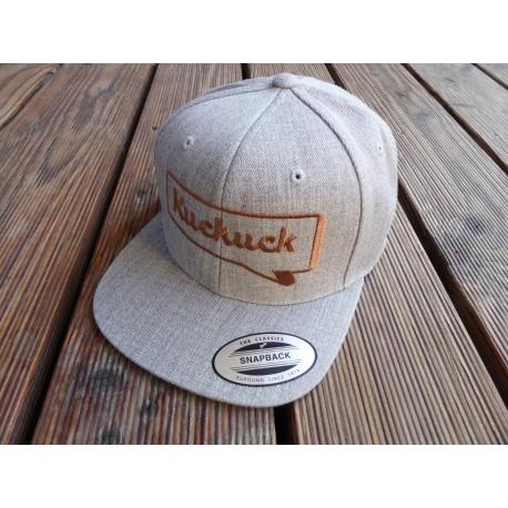 """Kuckuck""  Snapback Cap 6 Panel"
