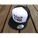 """black forest"" in 3D gestickt Retro Trucker Snapback Cap"