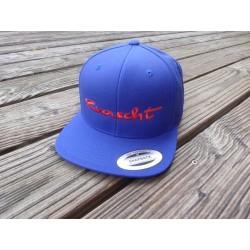 """Ruascht"" Snapback Cap 6 Panel"