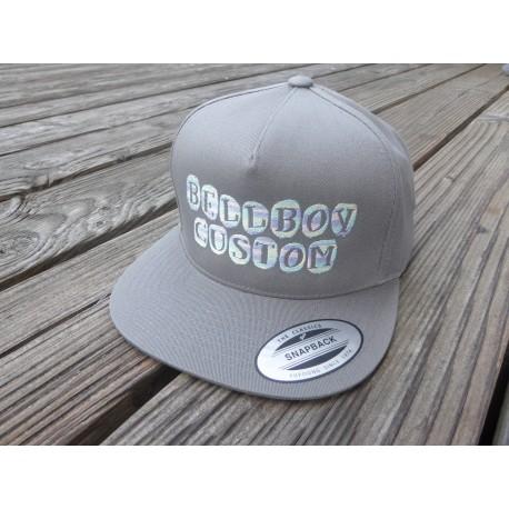 Snapback Cap für Frauen BELLBOY CUSTOM